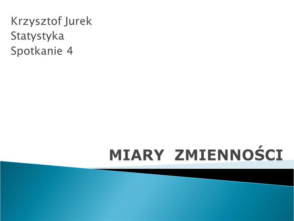 Krzysztof Jurek Statystyka Spotkanie 4