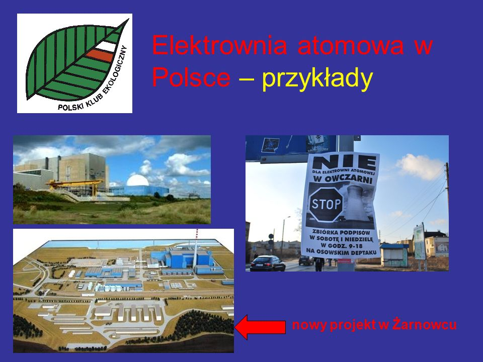 Elektrownia atomowa w Polsce – przykłady nowy projekt w Żarnowcu