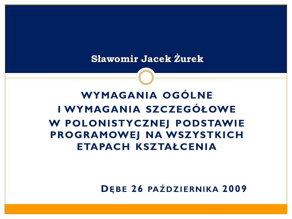 II.ANALIZA I INTERPRETACJA TEKSTÓW KULTURY 2. Analiza.