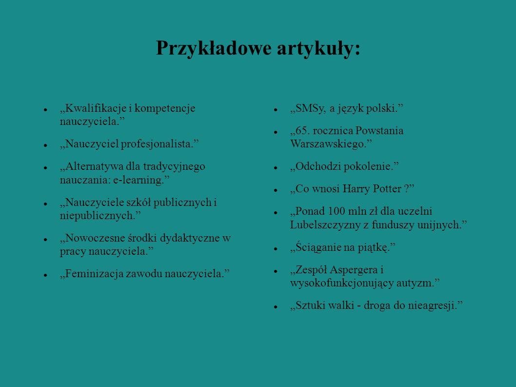 SMSy a język polski.