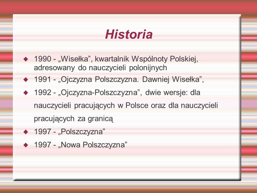 Nowa Polszczyzna Nowa Polszczyzna, metodyczny dwumiesięcznik dla nauczycieli języka polskiego (pięć numerów rocznie), pojawiła się na edukacyjnym rynk