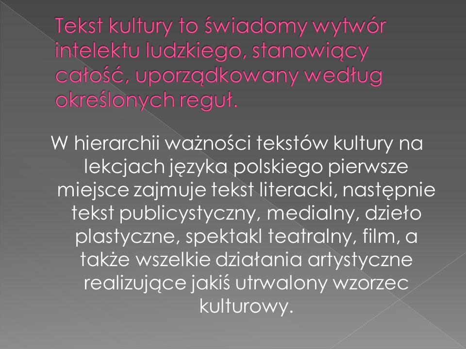 Jaki cel ma postawić sobie nauczyciel polonista w kształtowaniu kompetencji czytelniczych u ucznia?