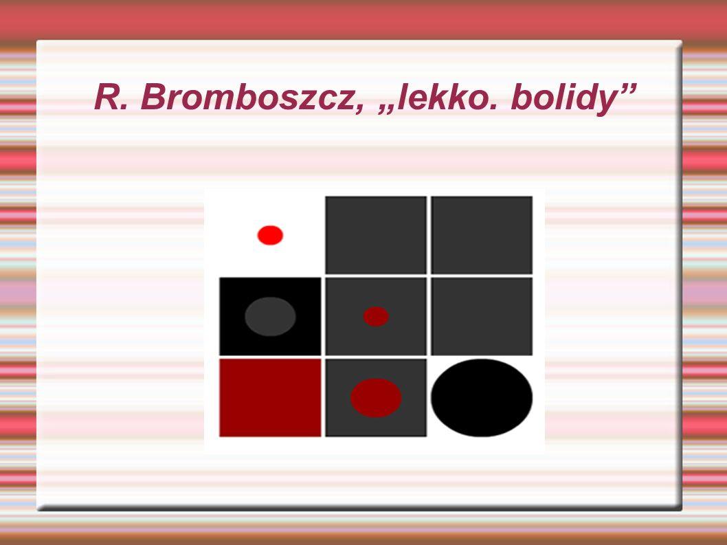 Polska poezja hipertekstowa- Matrix- Halucynacje R. Bromboszcz