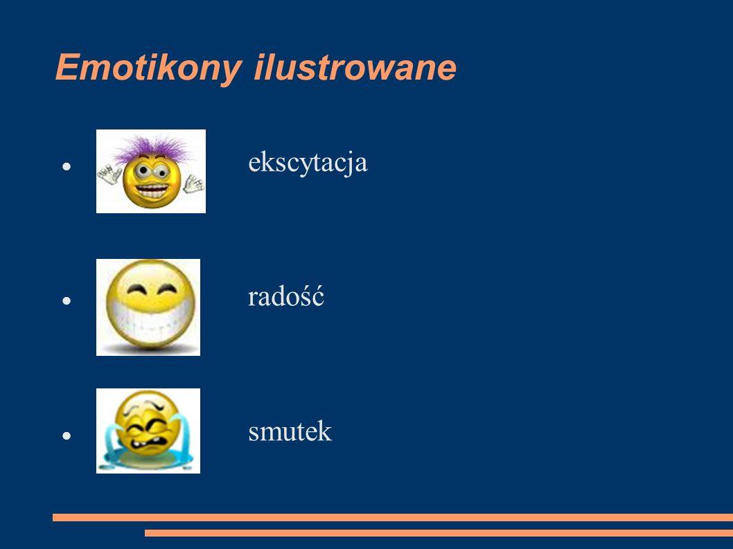 Emotikony wobec interpunkcji interpunkcja jest często lekceważona przez internautów niedbałość wypowiedzi, potrzeba naśladowania języka mówionego nie sprzyjają przestrzeganiu reguł interpunkcji opartej na kryterium syntaktycznym przecinek-intruz jak pisze profesor Jan Miodek