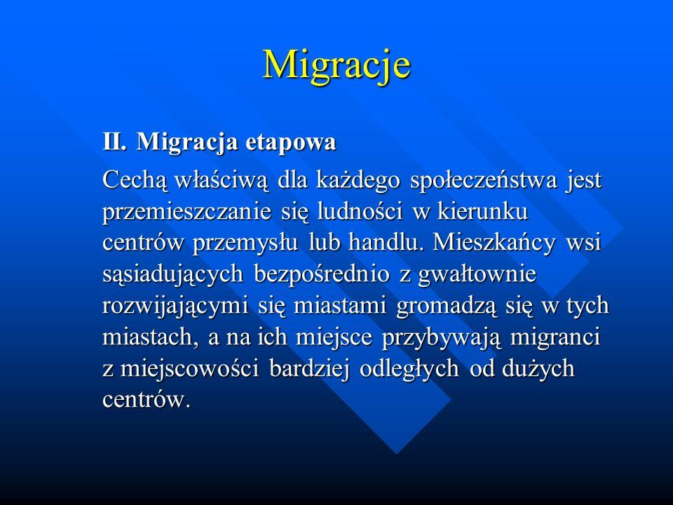 Migracje II.