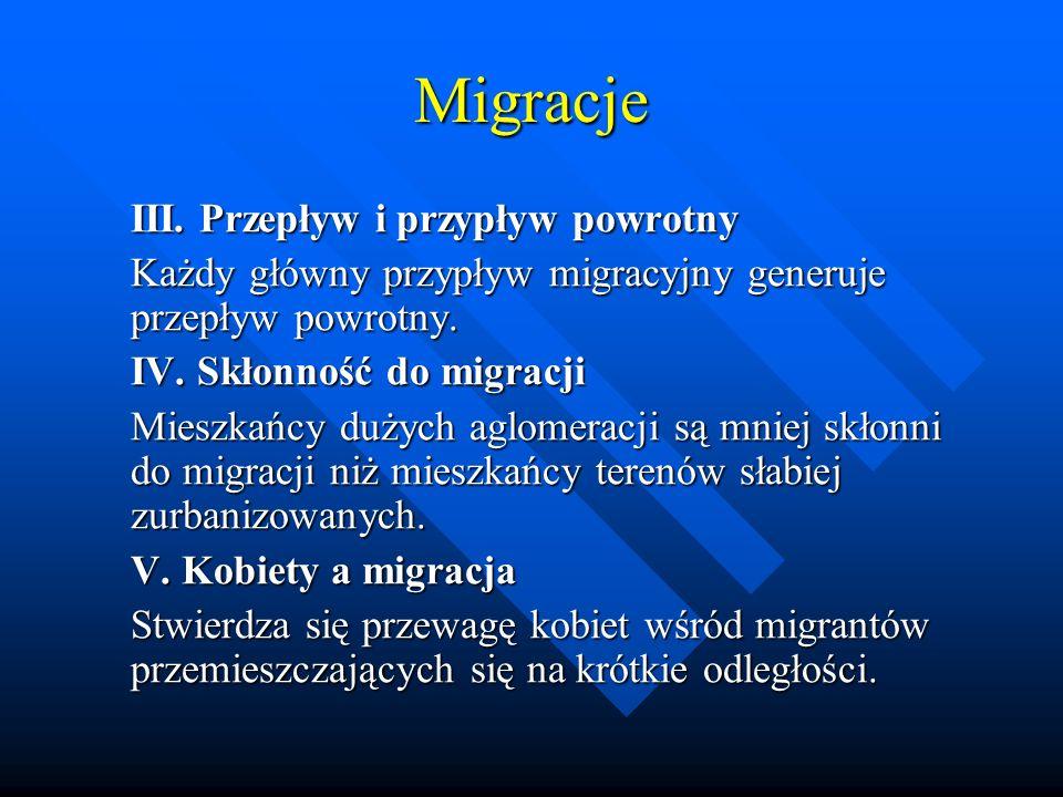 Migracje III.