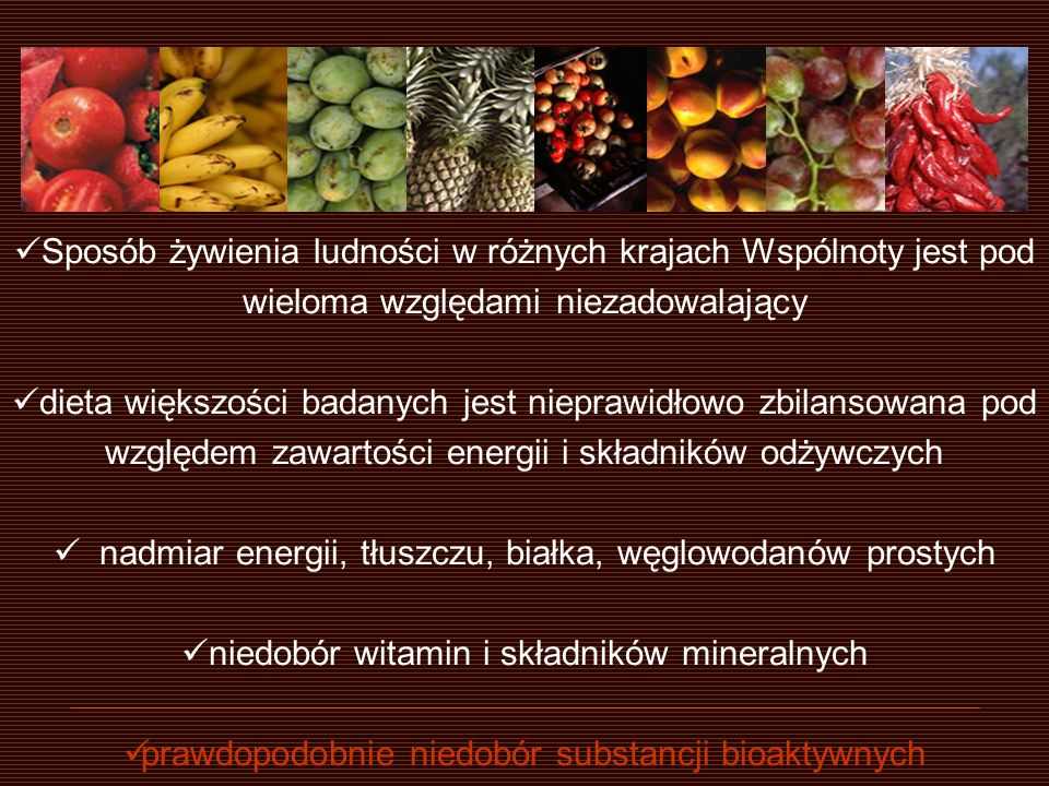 Żywność wzbogacana Deklarowana przez producenta ilość witamin i składników mineralnych odnosi się do całkowitej zawartości danego składnika w produkcie Producent na opakowaniu nie może zamieszczać informacji, że produkt jest wzbogacany