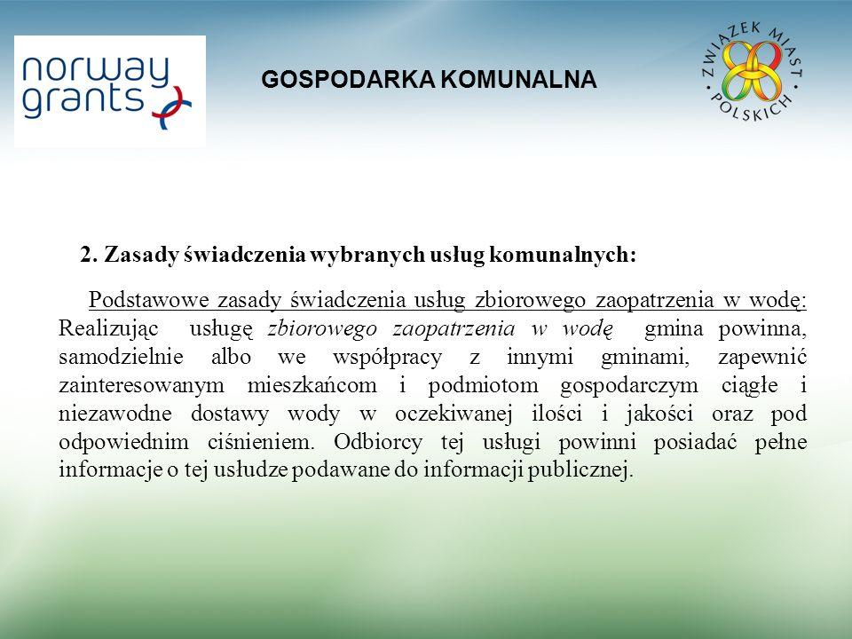 GOSPODARKA KOMUNALNA 2.