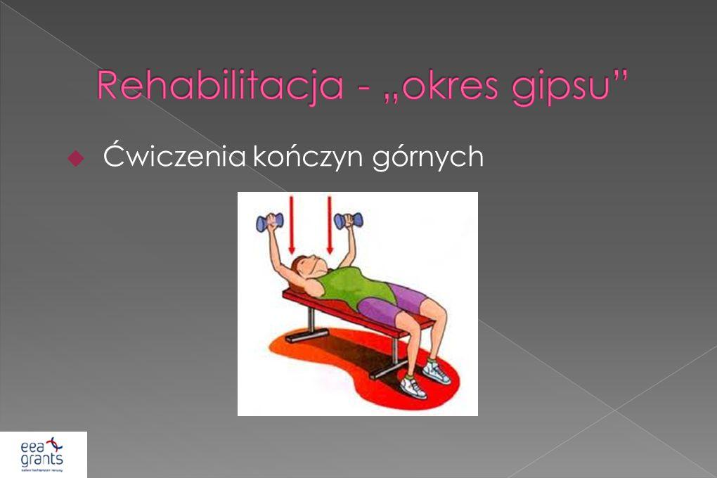 Ćwiczenia kończyn górnych