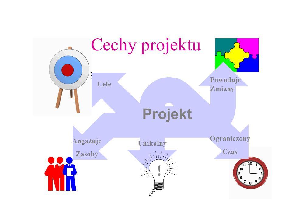 Założenie: podjęta decyzja o realizacji projektu Planowanie projektu: –Jak go zrealizować.
