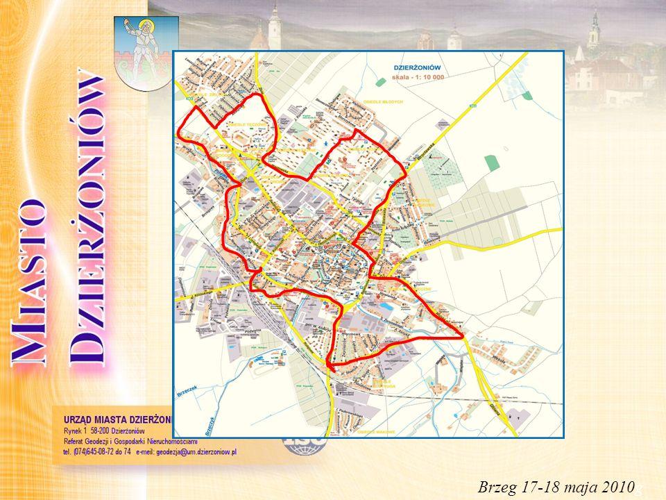 Układ komunikacyjny Brzeg 17-18 maja 2010g