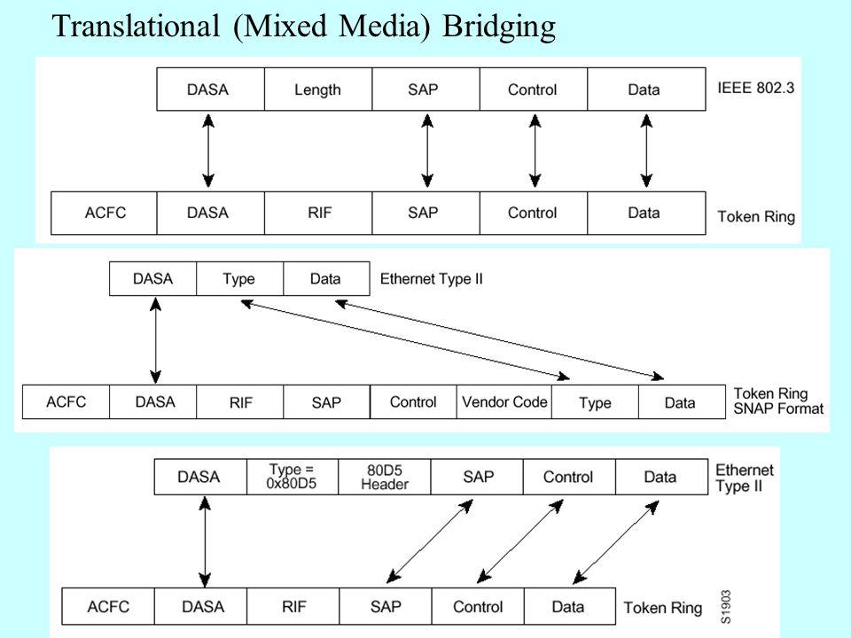 Translational (Mixed Media) Bridging