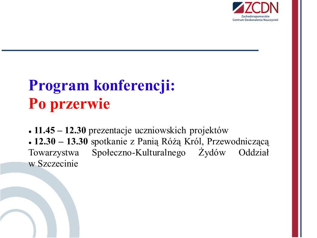 Klasa I: Biblia.Klasa II: Pan Tadeusz A. Mickiewicza; Nie-boska komedia Z.