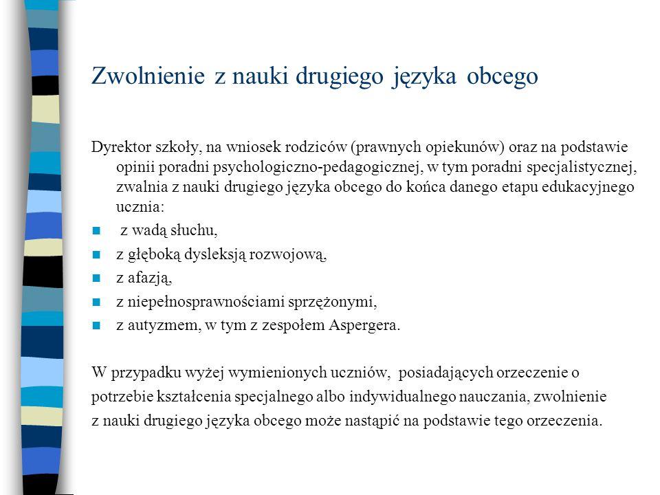 5.Ocena efektywności pomocy udzielanej przez nauczycieli i specjalistów.