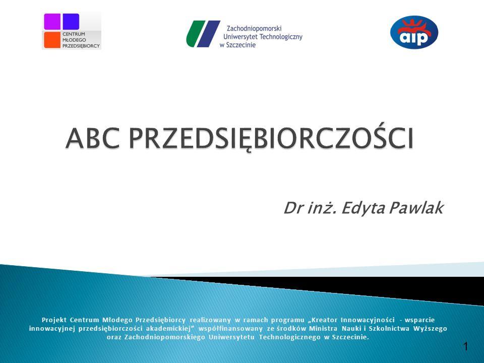 www.cmp.zut.edu.pl Projekt Centrum Młodego Przedsiębiorcy realizowany w ramach programu Kreator Innowacyjności -wsparcie innowacyjnej przedsiębiorczości akademickiej współfinansowany ze środków Ministra Nauki i Szkolnictwa Wyższego Biznes plany mają wiele definicji.