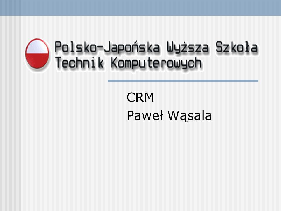 CRM Paweł Wąsala
