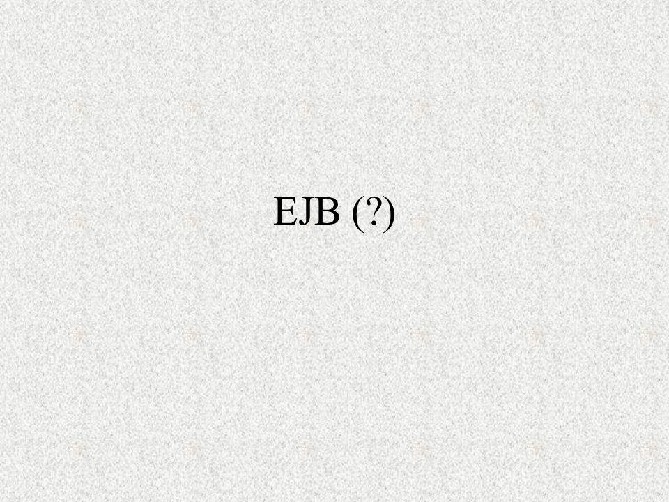 EJB (?)