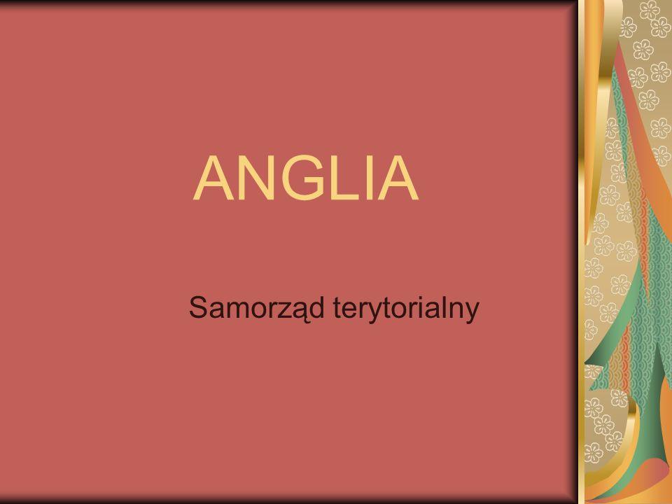 ANGLIA Samorząd terytorialny