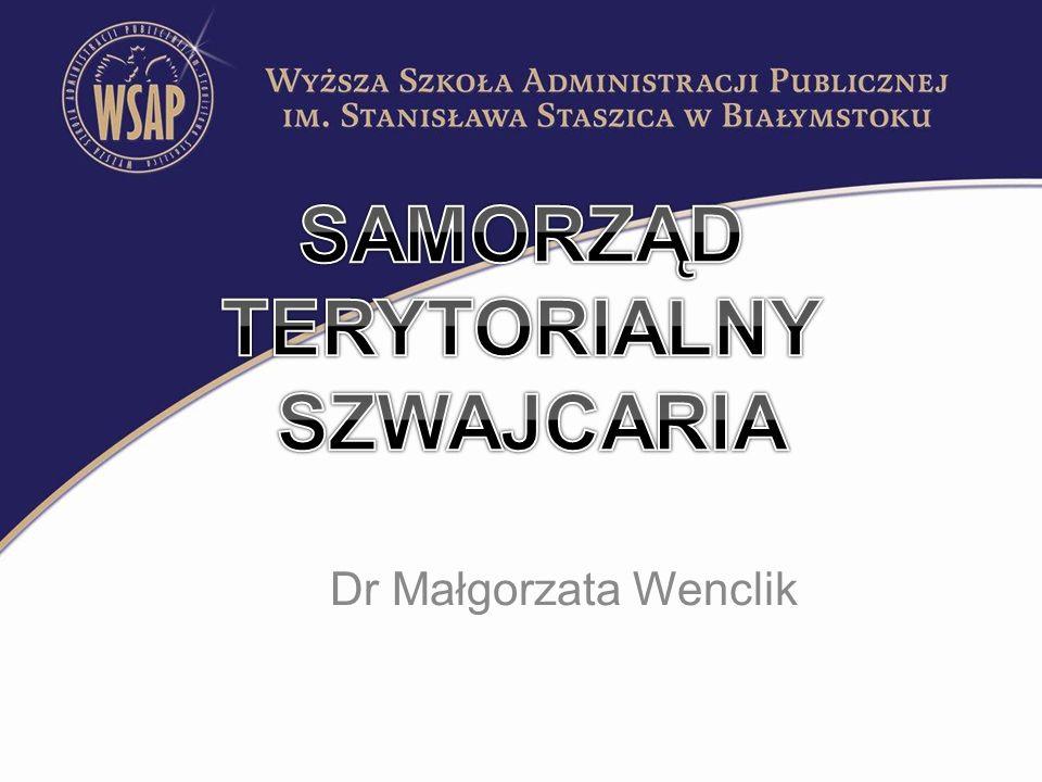 Dr Małgorzata Wenclik
