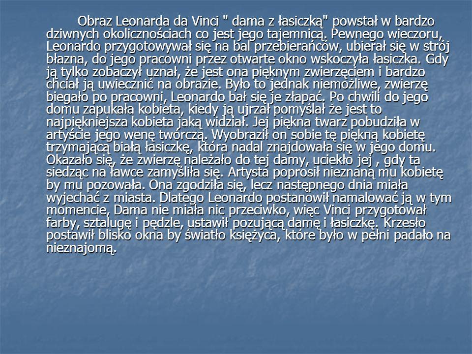Mona Lisa- Leonardo da Vinci.