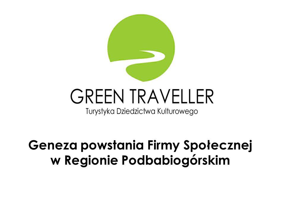 Geneza powstania Firmy Społecznej w Regionie Podbabiogórskim