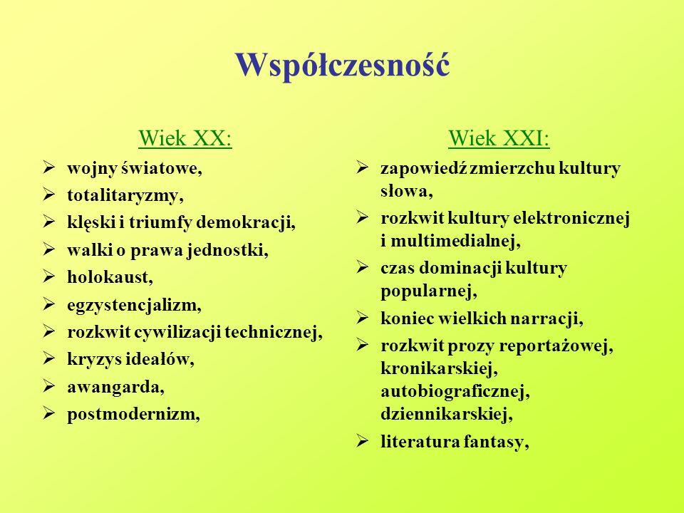 SZTUKA WSPÓŁCZESNA Magdalena Abakanowicz (ur.