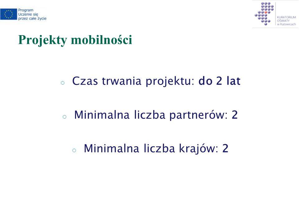 DOFINANSOWANIE PROJEKTÓW - IVT i PLM Koszty utrzymania (w tym ubezpieczenie) - stawka ryczałtowa KE – wysokość zależy od kraju przyjmującego i czasu trwania stażu Koszty przygotowania pedagogiczno-kulturowo-językowego – 250 Euro/osoba Koszty organizacji i zarządzania – 150 Euro/osoba Koszty podróży projekty do 12 tyg.
