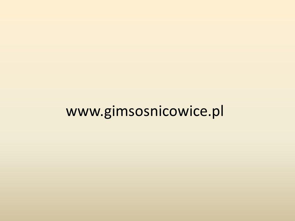 www.gimsosnicowice.pl