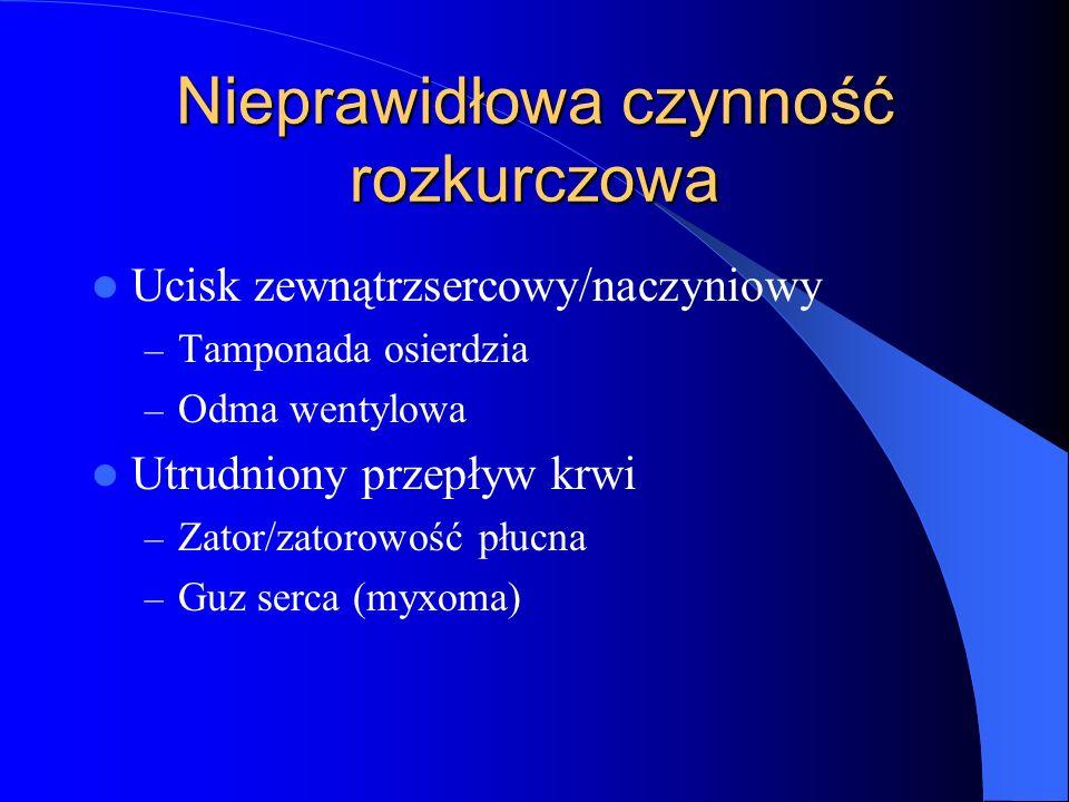Leczenie farmakologiczne Leki fibrynolityczne (tPA, streptokinaza) !!.