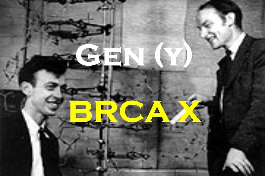 Gen (y) BRCA X