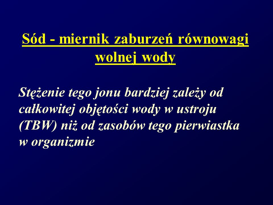 Niedrożność Jelito czcze - utrata soku żołądkowego, żółci, soku trzustkowego, zawartości jelita Jelito kręte - j.w.