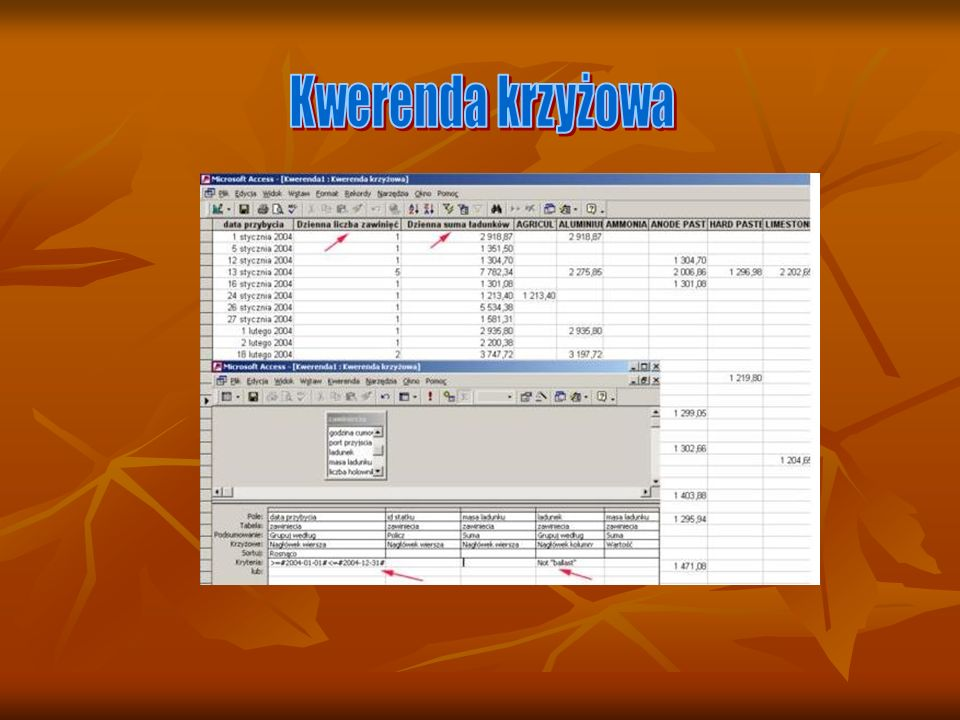Kwerenda Modyfikująca Pozwala na wprowadzenie zmian w wielu rekordach.