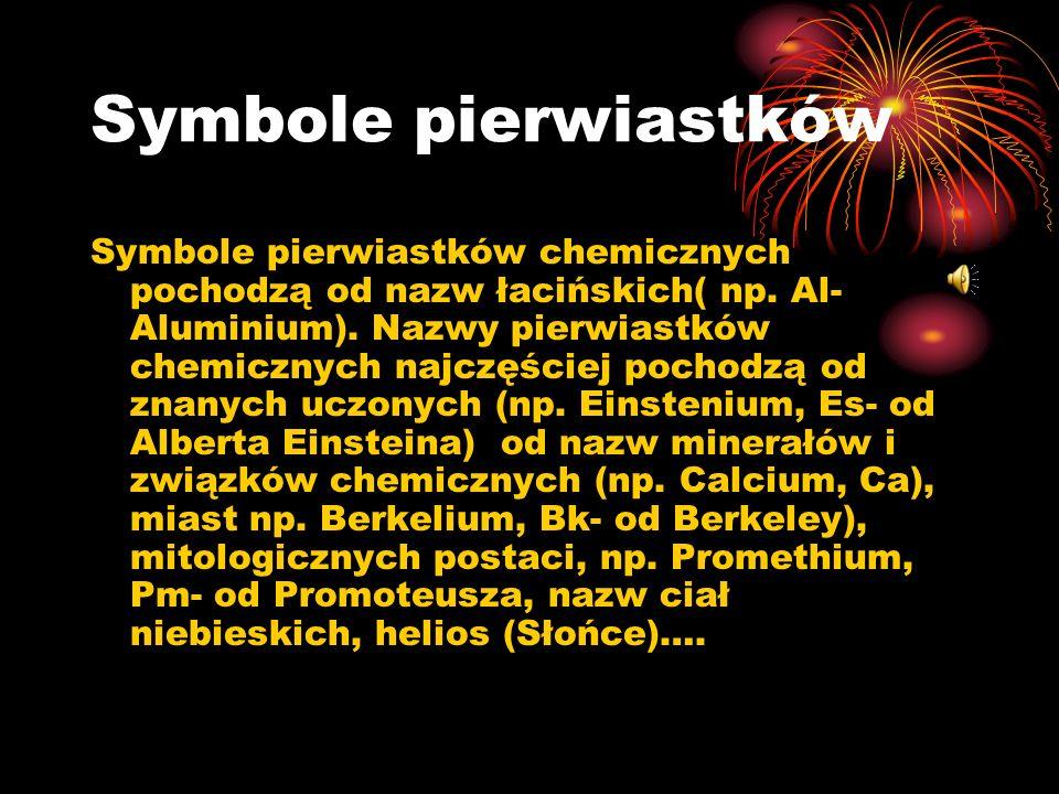 Kilka słów o układzie okresowym Ostatecznie w 1869 roku rosyjski chemik Dymitr Mendelejew a kilka miesięcy później Juliusz Meyer sformułowali prawo ok