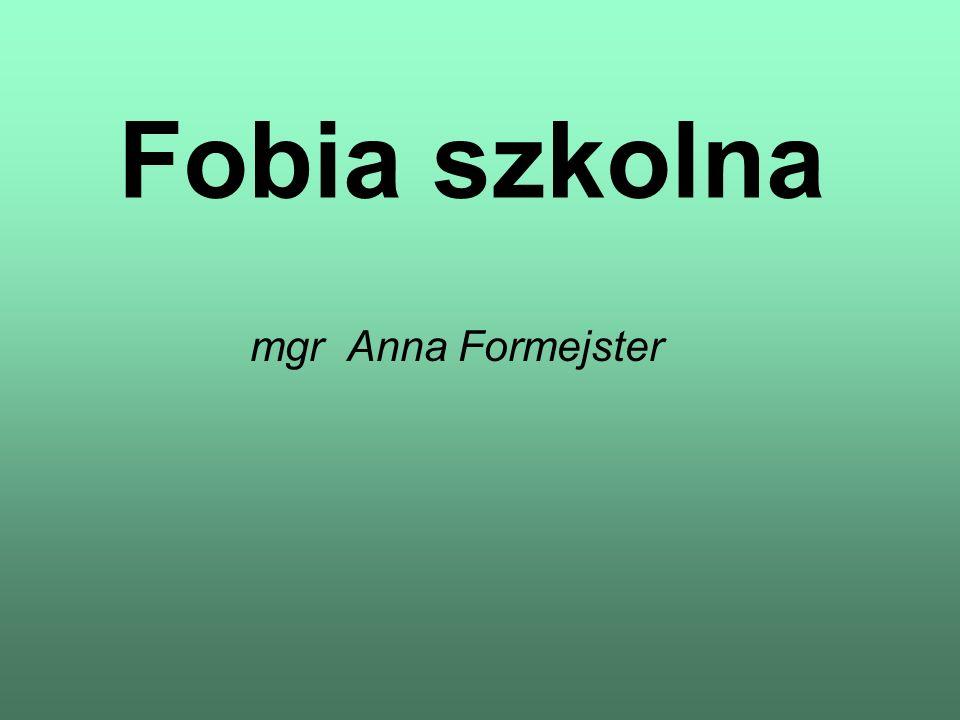 Czym jest FOBIA.