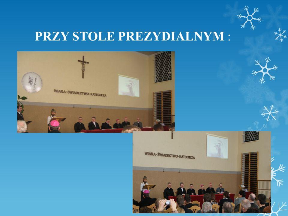 Wiara i świadectwo w Biblii - ks. prof. UKSW dr hab. Janusz Kręcidło