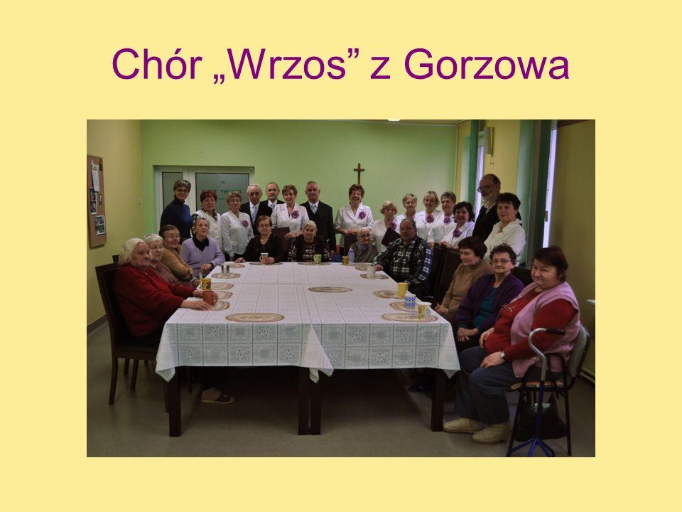 Chór Wrzos z Gorzowa