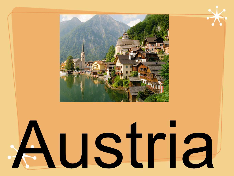 Wiedeń - stolica i największe miasto Austrii.