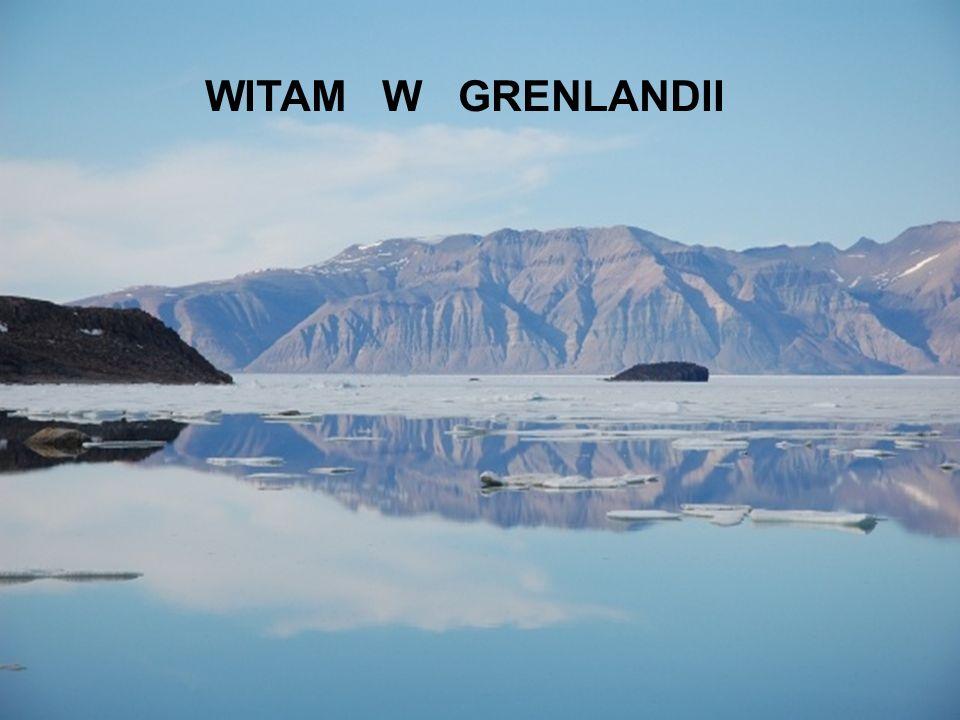 Grenlandia to największa wyspa na świecie.Jest prawie siedem razy większa od Polski.