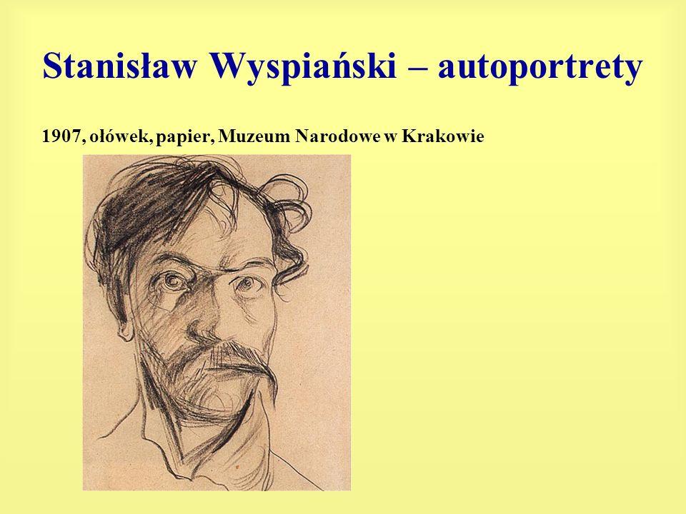 Stanisław Wyspiański – obrazy Planty o świcie.1894.