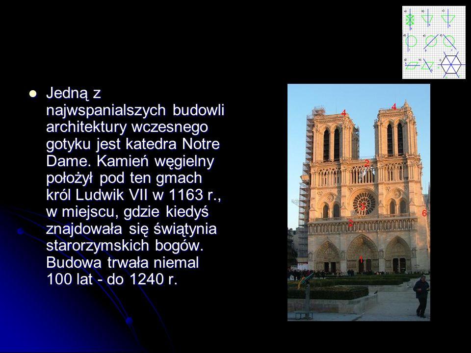 Wieża Eiffla ) – najbardziej znany obiekt architektoniczny Paryża, rozpoznawany również jako symbol Francji. Jest najwyższą budowlą w Paryżu i piątą c