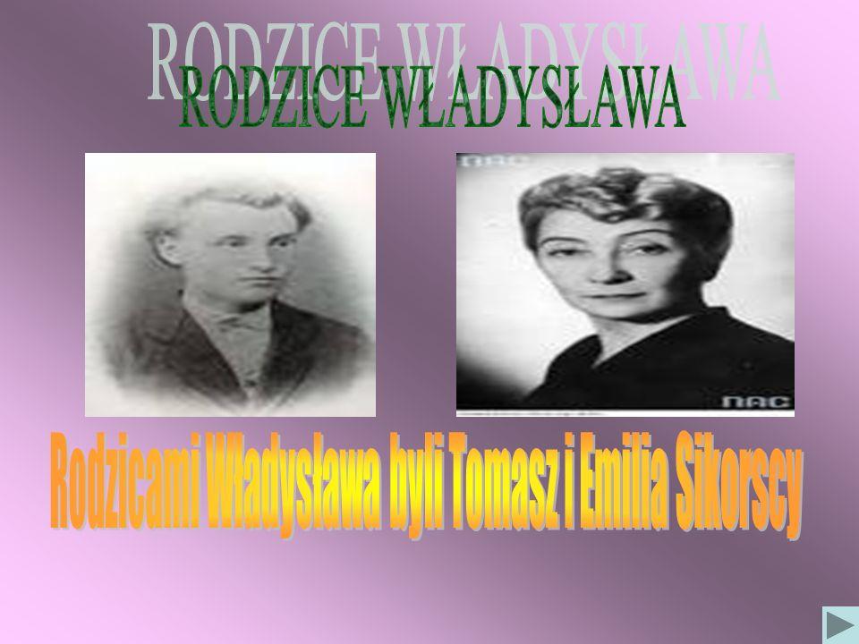 Dom, w którym urodził się generał Władysław Sikorski, został wybudowany w 1869 roku nakładem gromady Tuszów Narodowy z przeznaczeniem na szkołę i mieszkanie dla nauczyciela.