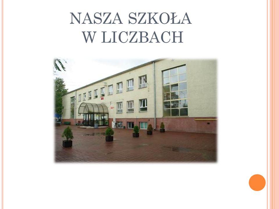 Z ADANIE 1 Szkoła podstawowa Nr 2 w Legionowie liczy 627 uczniów.