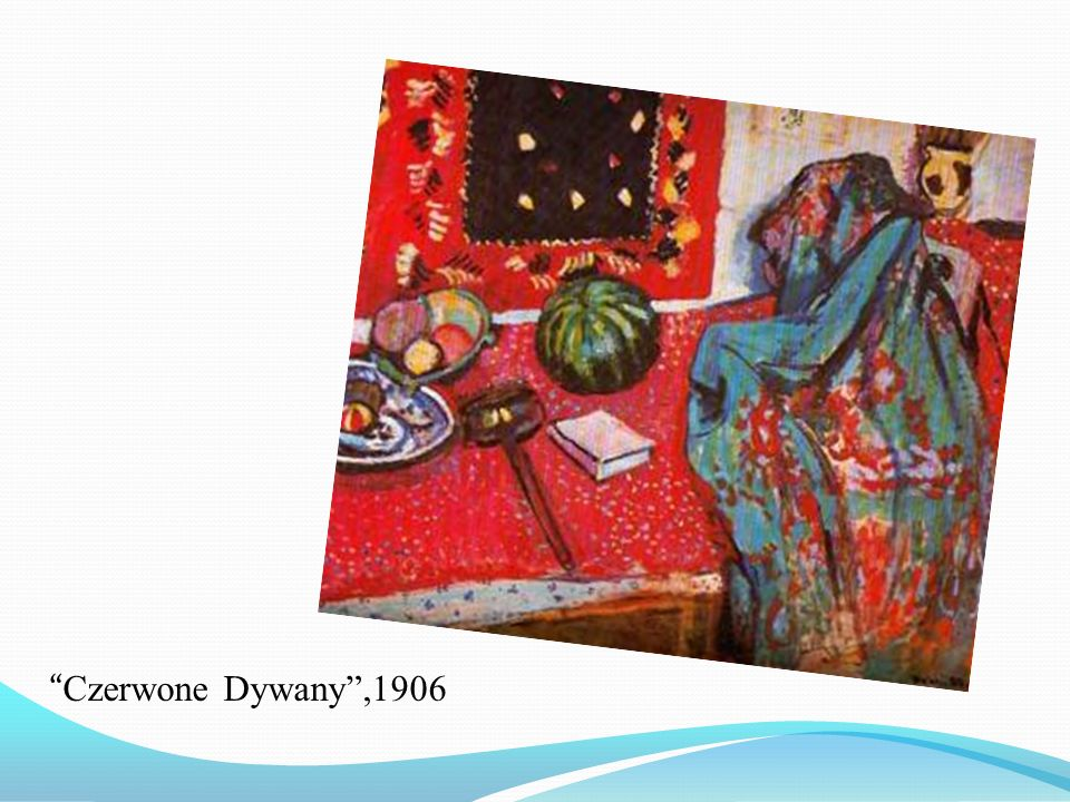 Czerwone Dywany,1906