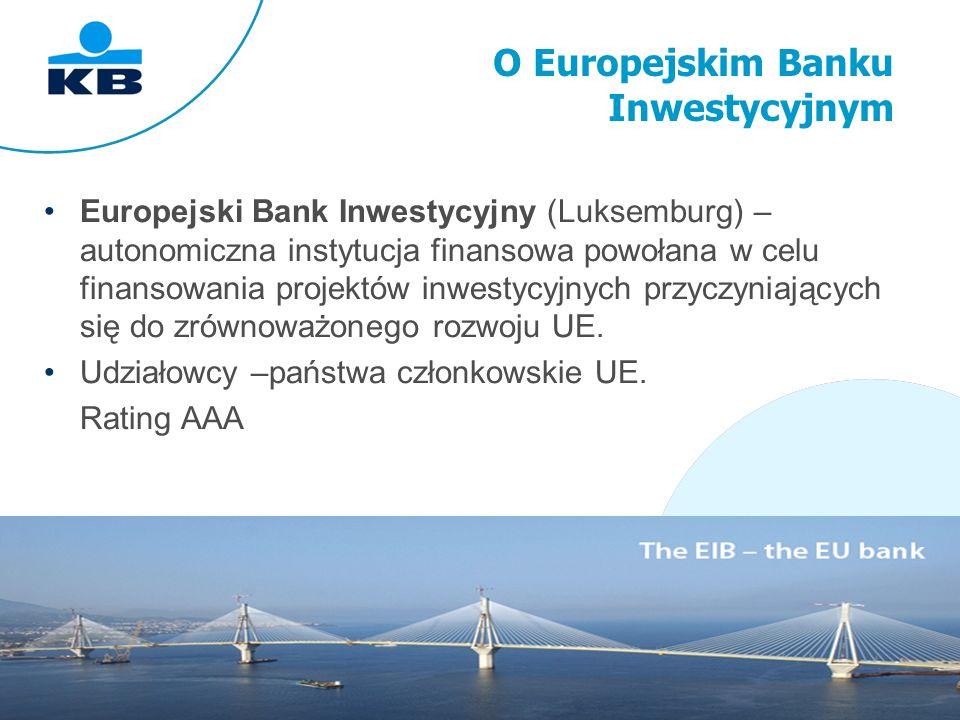 Zielona Góra 12 maja 2011 O Kredyt Banku Kredyt Bank S.A.