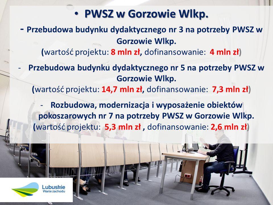 PWSZ w Gorzowie Wlkp. PWSZ w Gorzowie Wlkp.