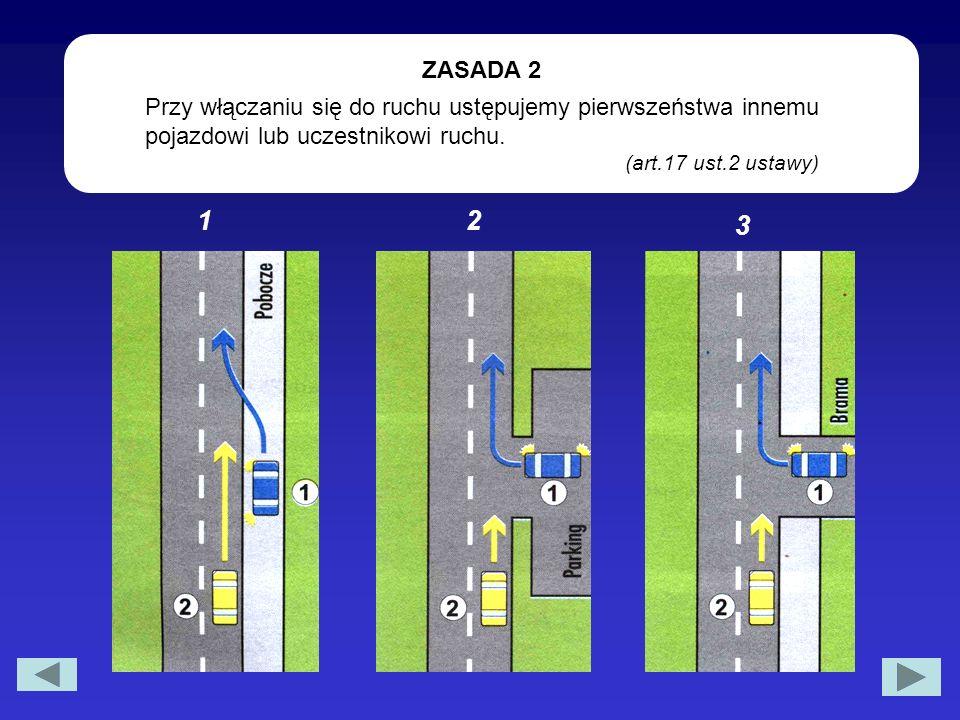 Pierwszeństwo przejazdu przez skrzyżowanie nie równorzędne, z sygnalizacją świetlną