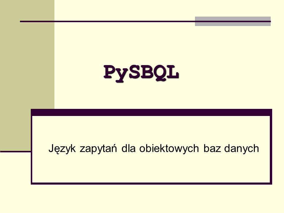 PySBQL print (empl where sname == Smith ).salary