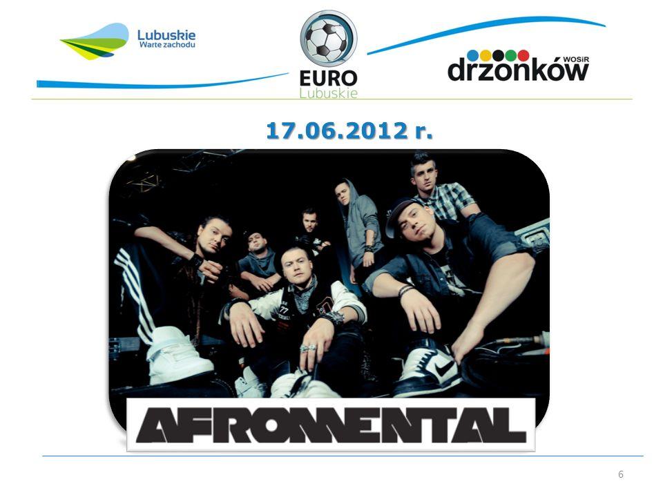 6 Gwiazda wieczoru: AFROMENTAL 17.06.2012 r.