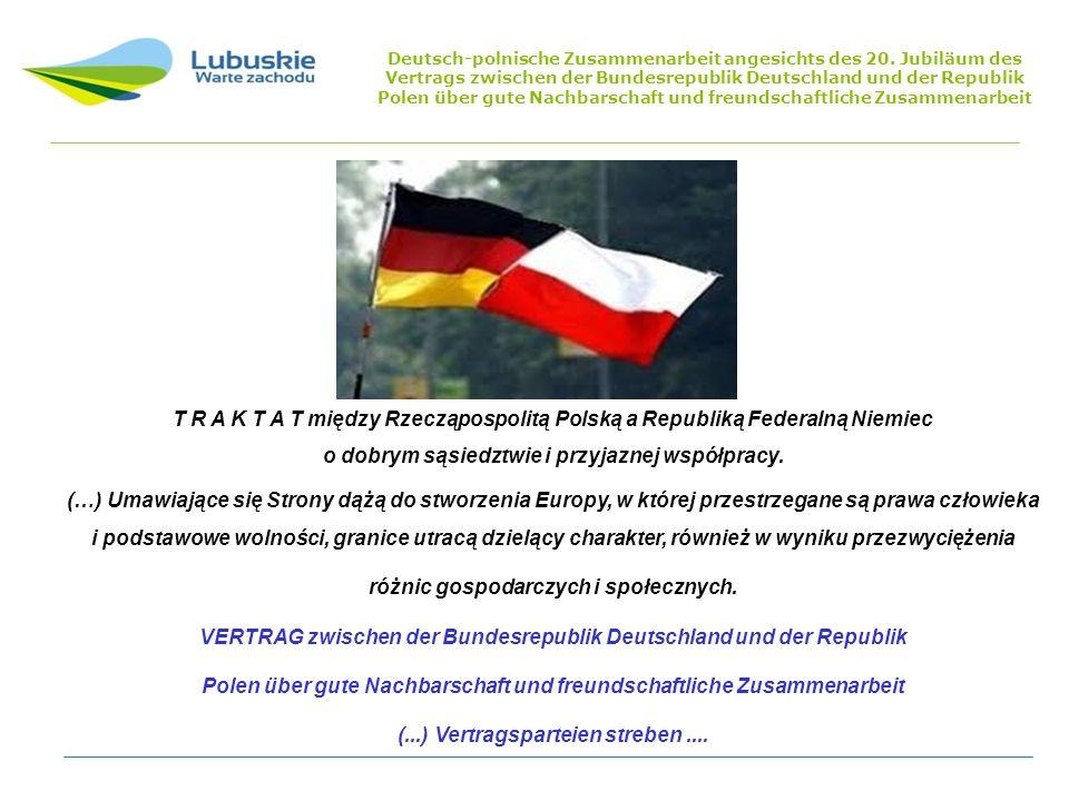 Deutsch-polnische Zusammenarbeit angesichts des 20.