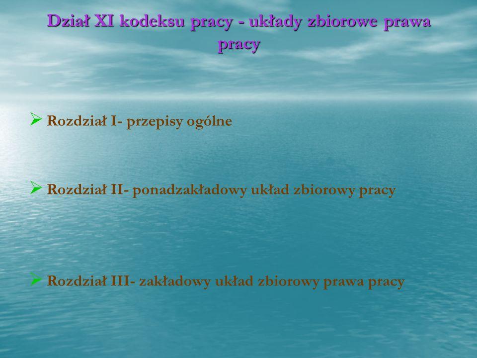 Strony układu ponadzakładowego Art.241 14. § 1.